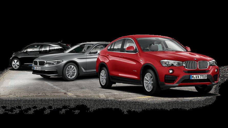 BMW Gebrauchtwagen-Leasing