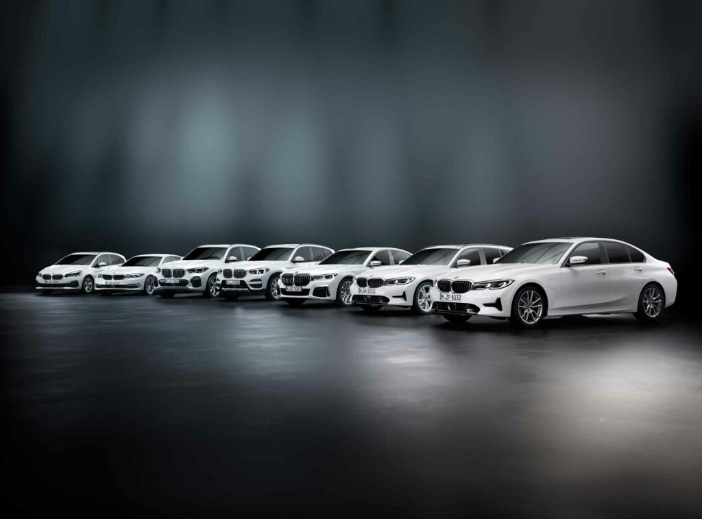 BMW Plug-In-Hybrid Modelle Felix Bottrop