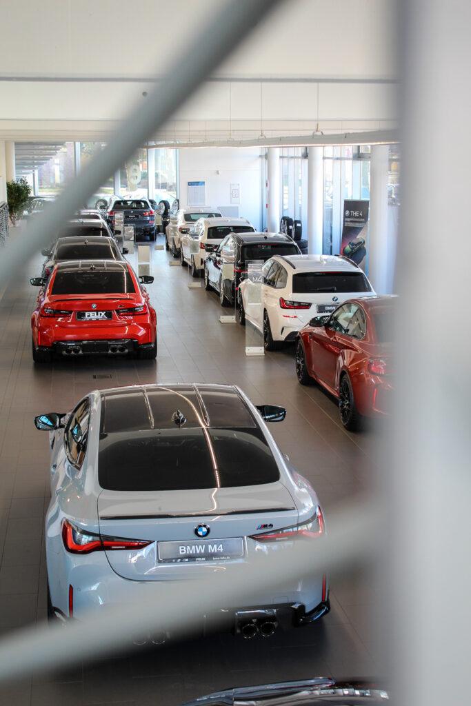 Ausstellung BMW Neue Automobile Felix Bottrop