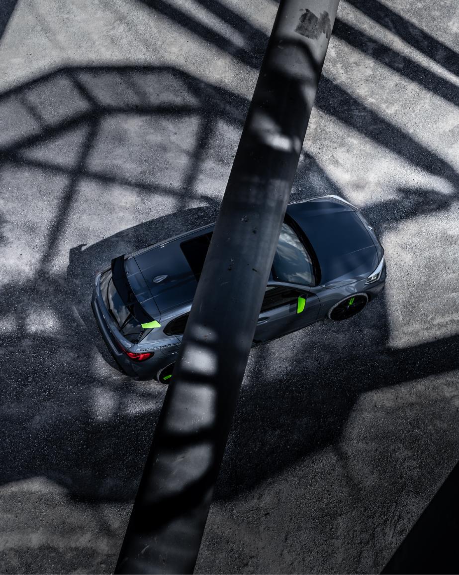 BMW 1er Matrix Felix Performance @dschmdt