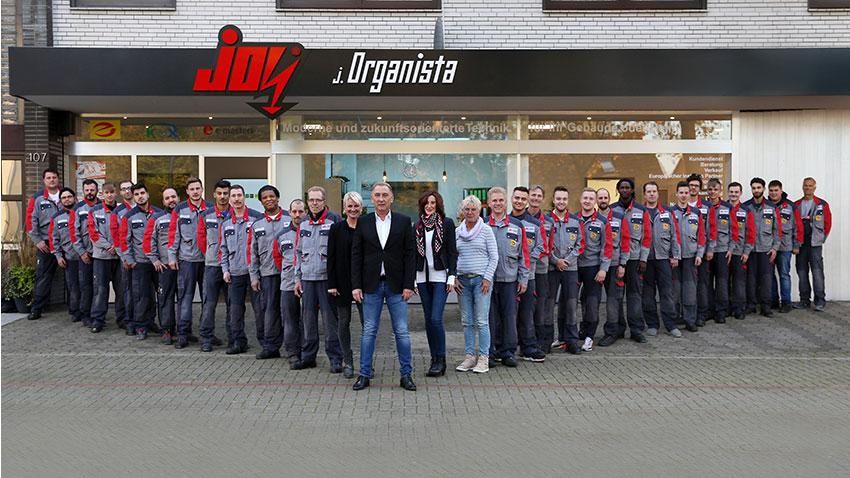 Elektro Organista Team