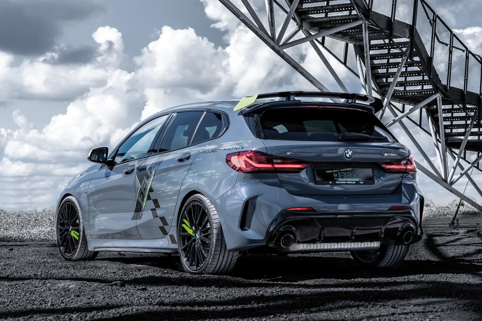 Felix Performance BMW 1er Matrix @dschmdt