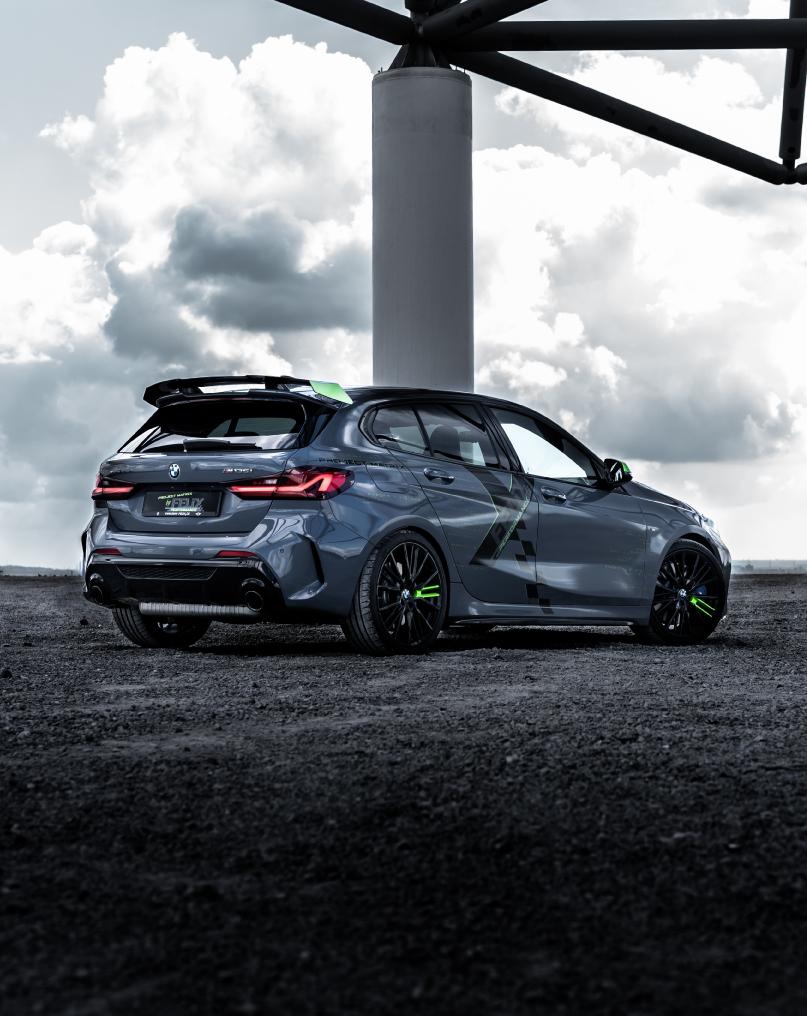 BMW 1er F20 Matrix Felix Performance @dschmdt