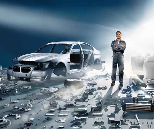 BMW Teile & Zubehör Felix Bottrop