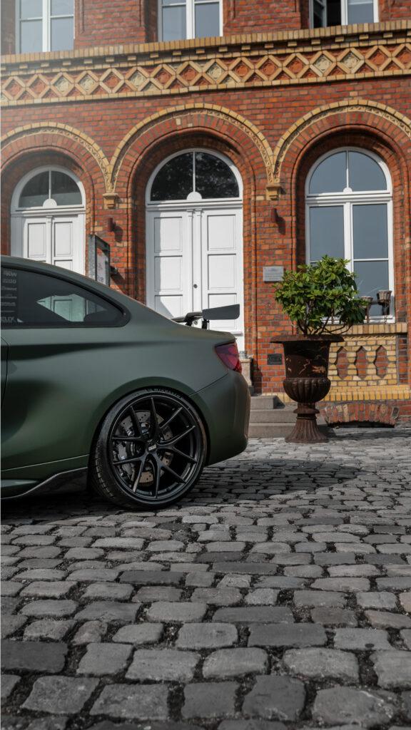 BMW M2 Hunter Felix Performance Heckflügel