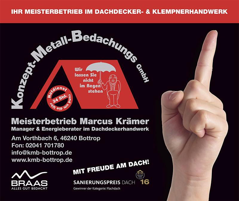 Konzept-Metall-Bedachungs GmbH Marcus Krämer