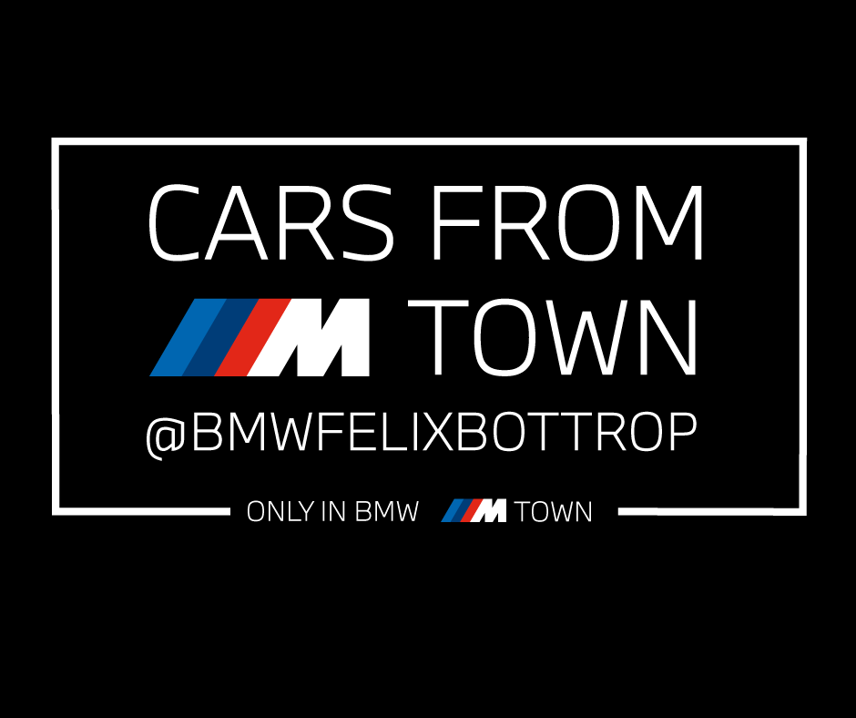 Cars from M-Town @bmwfelixbottrop