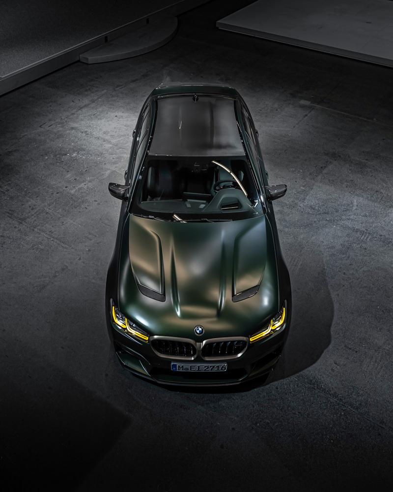BMW M5 CS @dschmdt