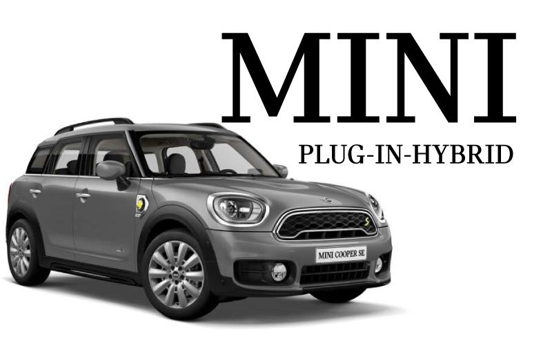 MINI Gebrauchtwagen Leasing Plug-In-Hybrid