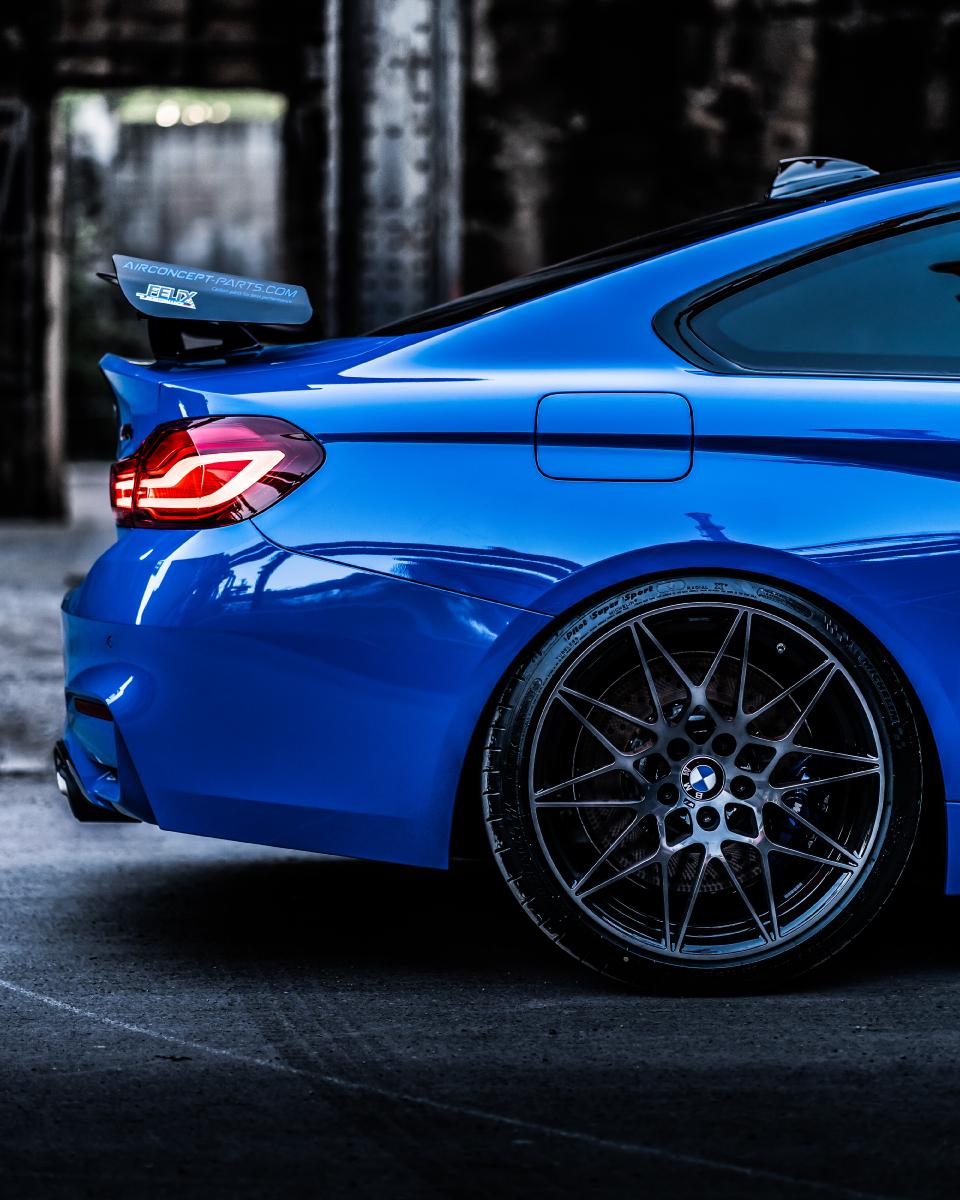 BMW M4 Voodoo FELIX Performance Heckflügel
