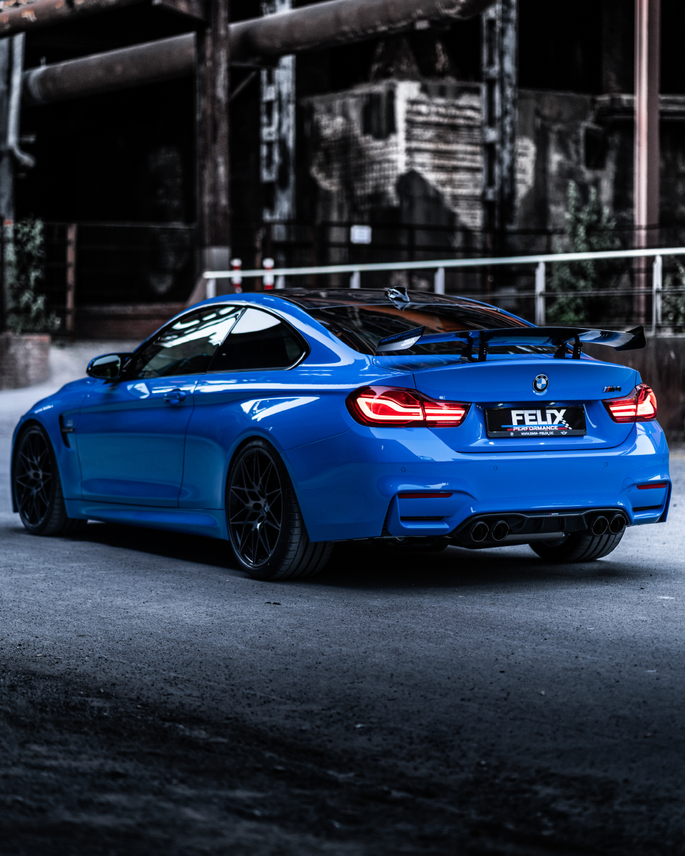BMW M4 Project Unique Voodoo BMW Felix Bottrop