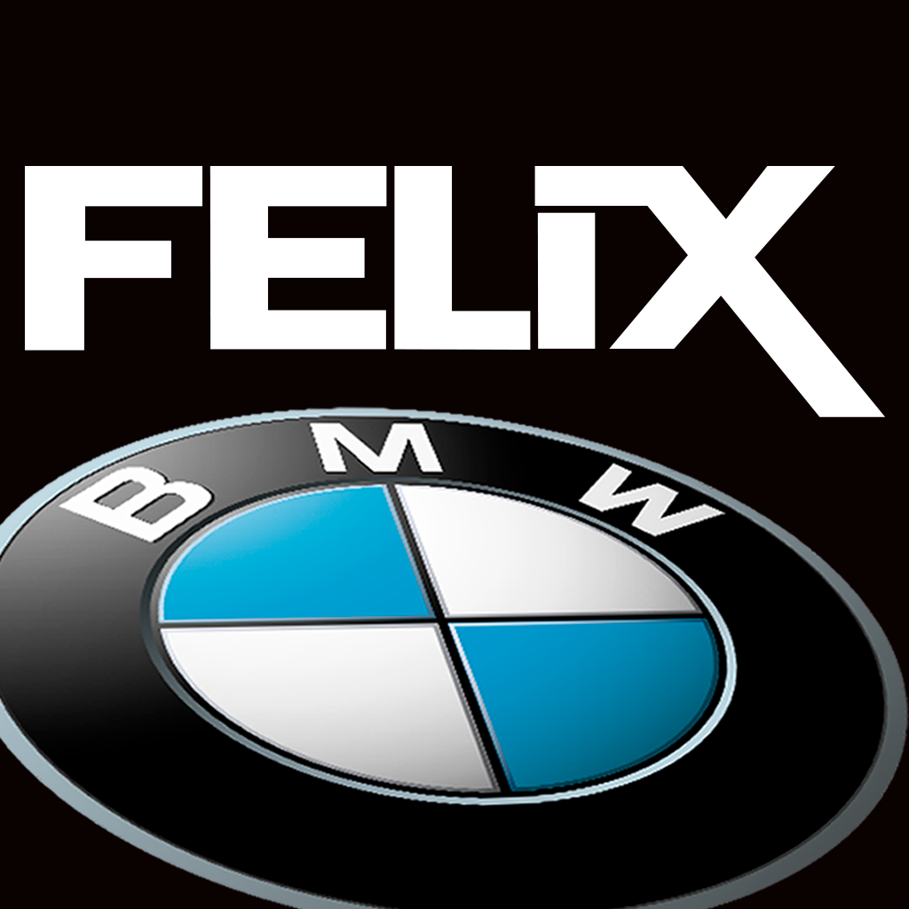 Logo der BMW FELIX APP