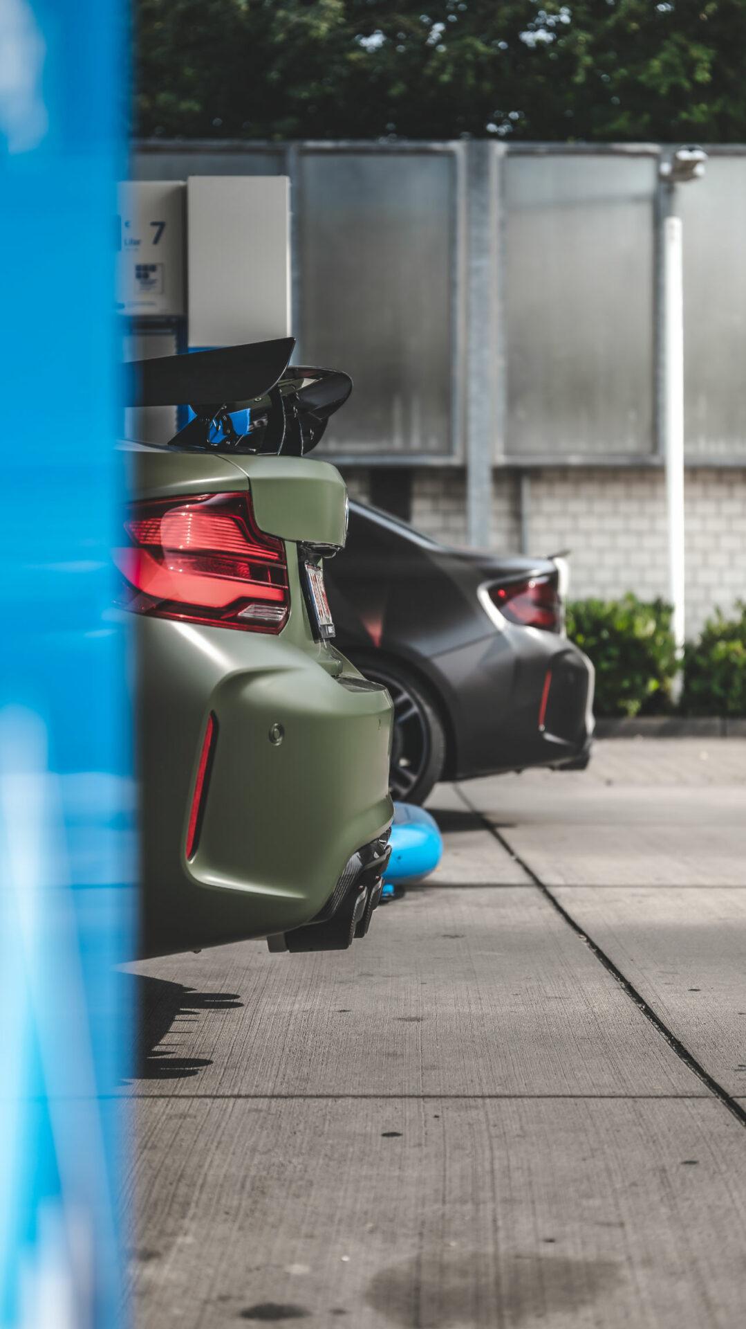 BMW M2 Hunter und Unicorn Shiftdriftdrive